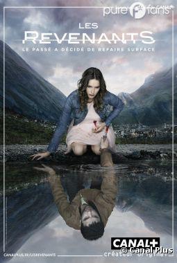 """La série """"Les Revenants"""" réalise de très bonnes audiences"""