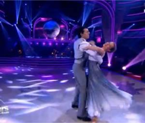 Danse avec les stars 3 : Taig Khris, élégant pour la valse sur When a man loves a woman