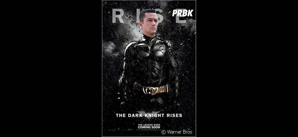 Joseph Gordon-Levitt ne sera pas Batman