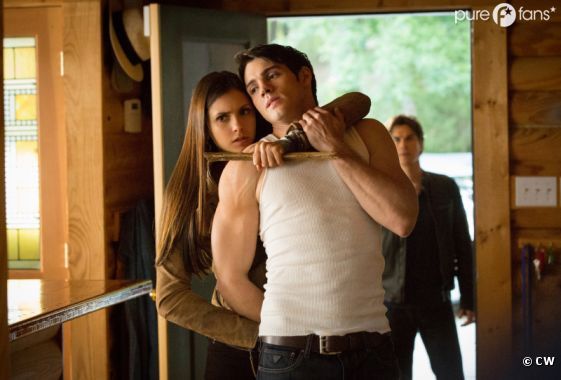 Jeremy, menacé dans Vampire Diaries !