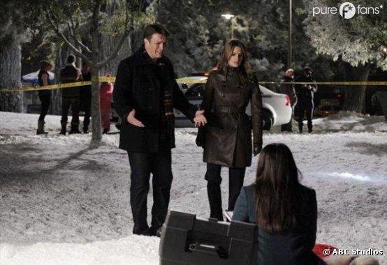 Castle et Beckett vont vivre un Noël de traditions et d'indécisions