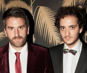 David et Grégoire sont de retour à la télé dans Palmashow l'émission
