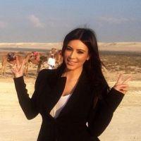 Kim Kardashian au Bahreïn : Grave en manque de Kanye West !