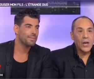 Qui veut épouser mon fils 2 : Julien et Serge clashé par les journalistes