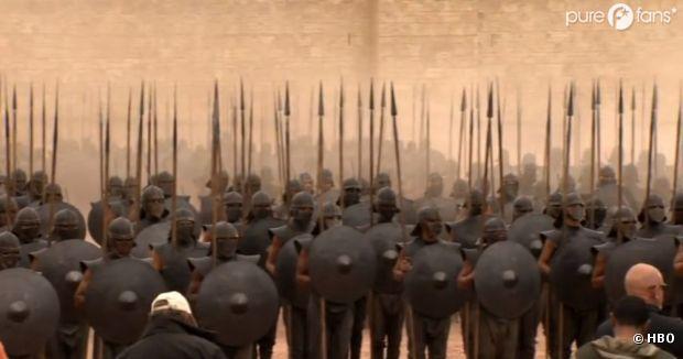 La guerre arrive dans Game of Thrones