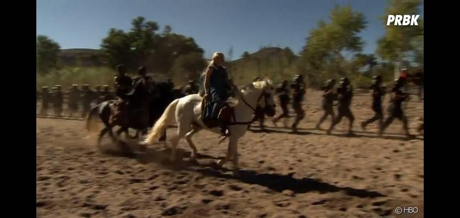 Daenerys sera au Maroc dans cette saison 3 de Game of Thrones