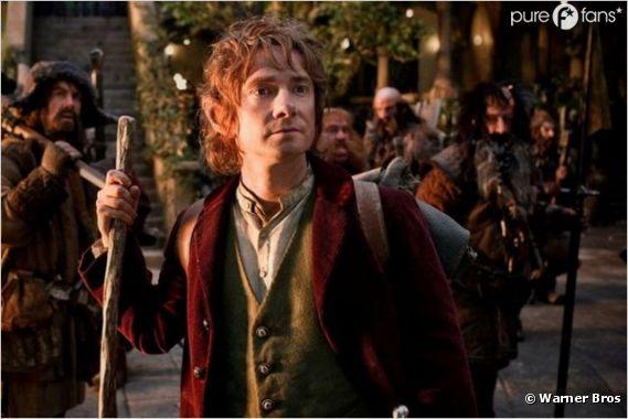 Le dragon de Bilbo le Hobbit se dévoile !