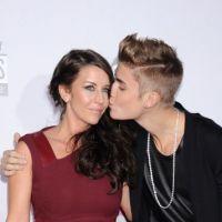 Justin Bieber : sa mère comme manager ? Pas question !