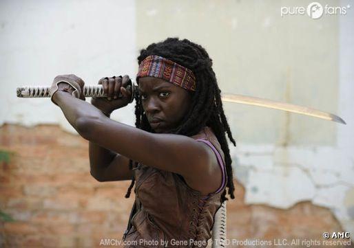 Des étincelles pour Walking Dead dans la suite de la saison 3 !