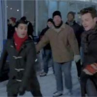 Glee saison 4 : sur la glace avec Kurt et Blaine dans l'épisode 10 ! (VIDEO)