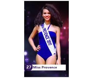 Auline Grac reste Miss Prestige National 2013
