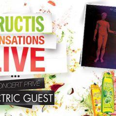 Electric Guest : en concert privé à Paris le 18 décembre avec Fructis Sensations Live !