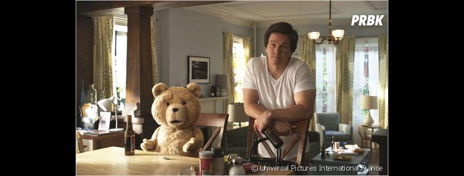 Ted nous a bien fait rire au cinéma !