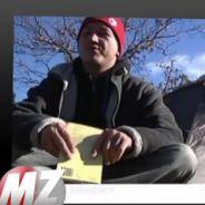 21 décembre 2012 : Ludovic fait du camping avant la fin du monde ! (VIDEO)