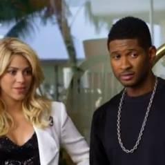 The Voice USA saison 4 : Usher et Shakira se lâchent !