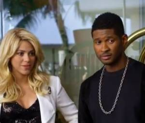 Usher et Shakira se lâchent pour la promo de The Voice US saison 4 !