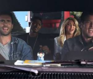 Usher, Shakira et les autres se lâchent sur Turn Around !