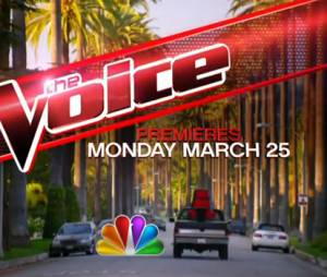 The Voice US revient le 25 mars 2013