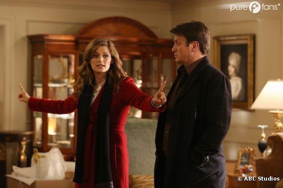 Castle et Beckett au coeur d'une nouvelle enquête mouvementée dans l'épisode 10