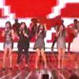 Demi Lovato a chanté avec le groupe Fifth Harmony !