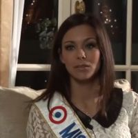 Marine Lorphelin (Miss France 2013) : la jolie brune parle de son idéal masculin ! (VIDEO)