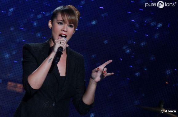 Chimène Badi va pouvoir juger des prestations des candidats de The Voice aux côtés de Florent Pagny !