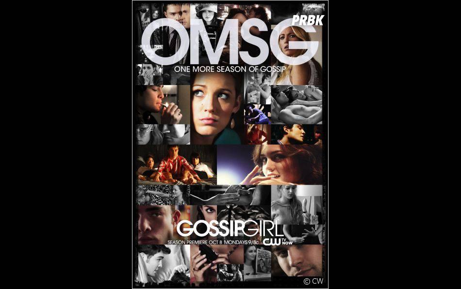 Gossip Girl est désormais terminée