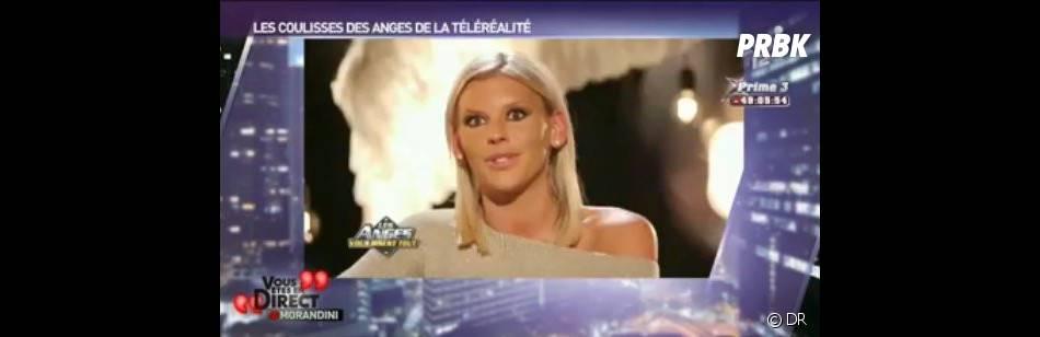 Amélie reviendra sûrement sur ses (nombreux) coups de gueule survenus dans Les Anges de la télé-réalité !