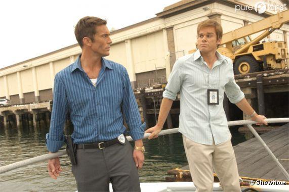 Dexter vs Quinn une nouvelle fois ?
