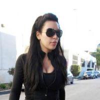 Kim Kardashian enceinte : pas question de se laisser aller, direction le sport !