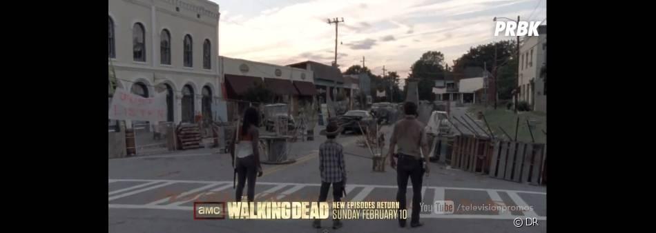 The Walking Dead reviendra le 10 février