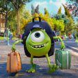 Monstres Academy, le film Pixar qui va déménager en 2013 !