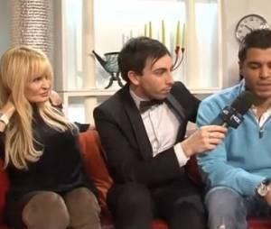 David avoue qu'il aimerait tourner dans Hollywood Girls !