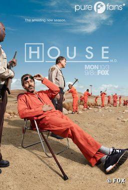 La dernière saison de Dr House débarque ce mardi 8 janvier