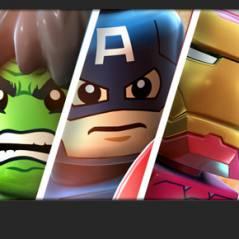 Lego Marvel Super Heroes : les super-héros les plus cool vont débarquer sur consoles !