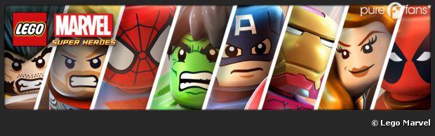 """Lego Marvel Super Heroes"" sortira à l'automne prochain"