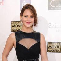 Jennifer Lawrence : beauté fatale sur tapis-rouge !
