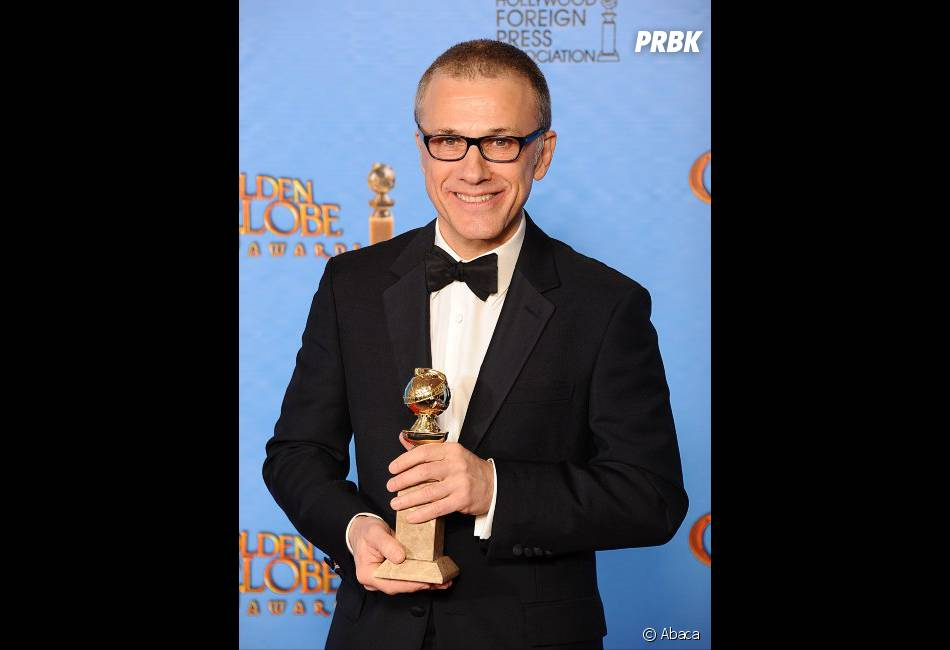 Christoph Waltz, Meilleur second rôle masculin aux Golden Globes 2013