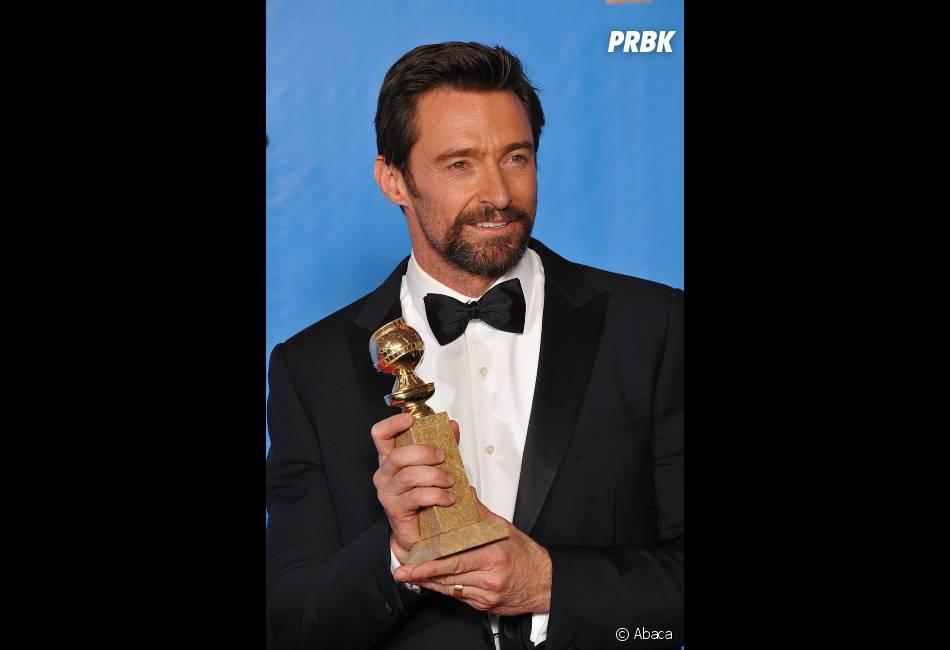 Hugh Jackman, Meilleurn acteur dans une comédie ou film musical aux Golden Globes 2013