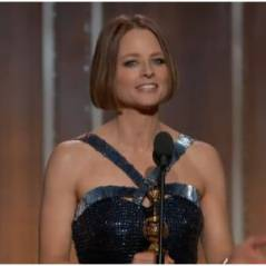 Jodie Foster : son coming-out aux Golden Globes émeut les stars