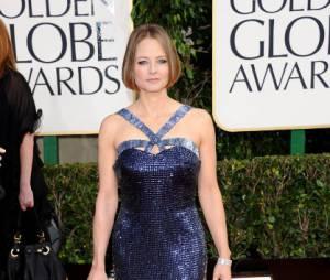 Jodie Foster a fait sensation aux Golden Globes