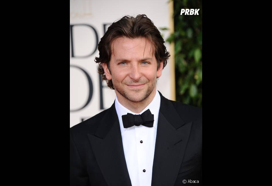 Bradley Cooper hot aux Golden Globes 2013