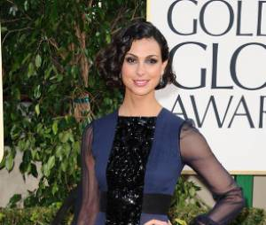 Morena Baccarin aux Golden Globes 2013