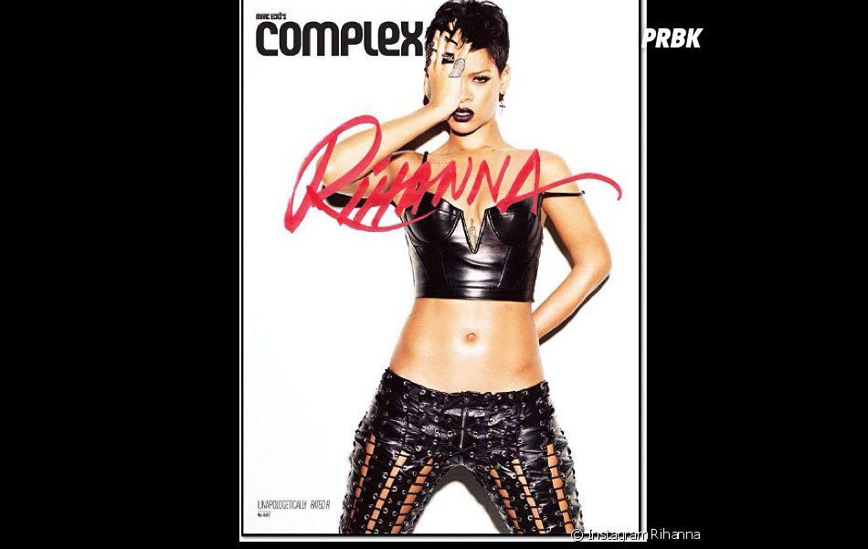 Rihanna est une bad girl !