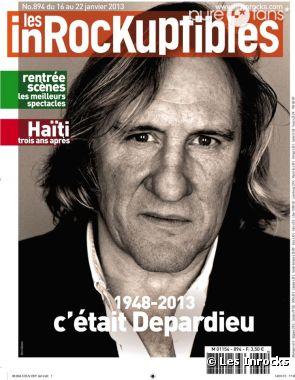 """Les Inrocks """"tuent"""" Gégé"""