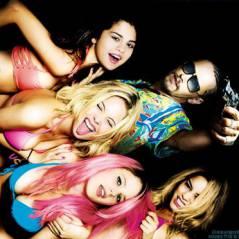 Spring Breakers : Selena Gomez, Vanessa Hudgens et Ashley Benson à Paris pour l'avant-première !