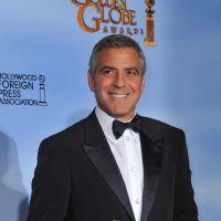George Clooney fan du lifting... des testicules ! Il vous présente le repassage de boules