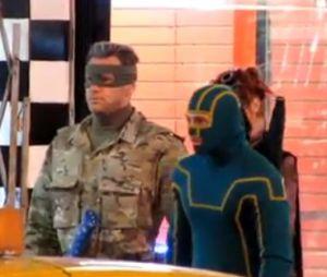 Jim Carrey aura pour rôle de motiver les nouveaux super-héros