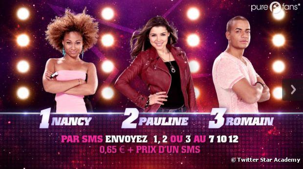 Pauline, Romain et Nancy sont en danger cette semaine !