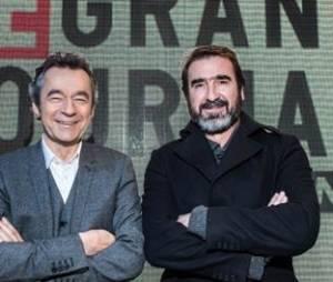 Eric Cantona peut avoir le sourire, il a fait une bonne action